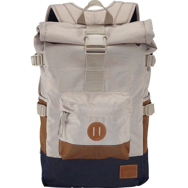Nixon Swamis Rolltop Backpack | Brown