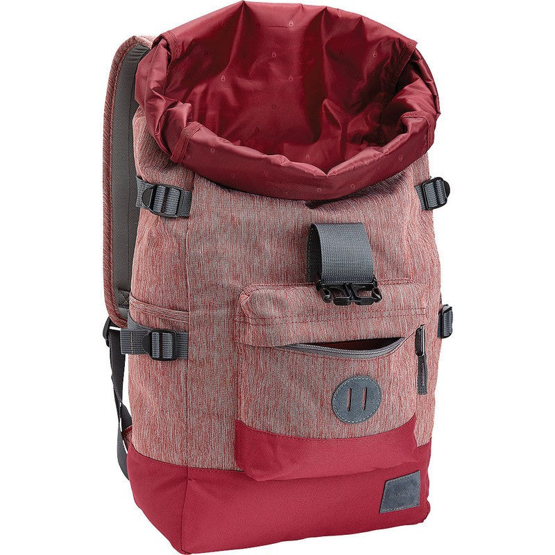 Nixon Swamis Rolltop Backpack | Crimson C2187-548-00
