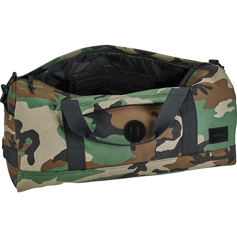 Nixon Pipes Duffel Bag | Woodland Camo C2188-1253