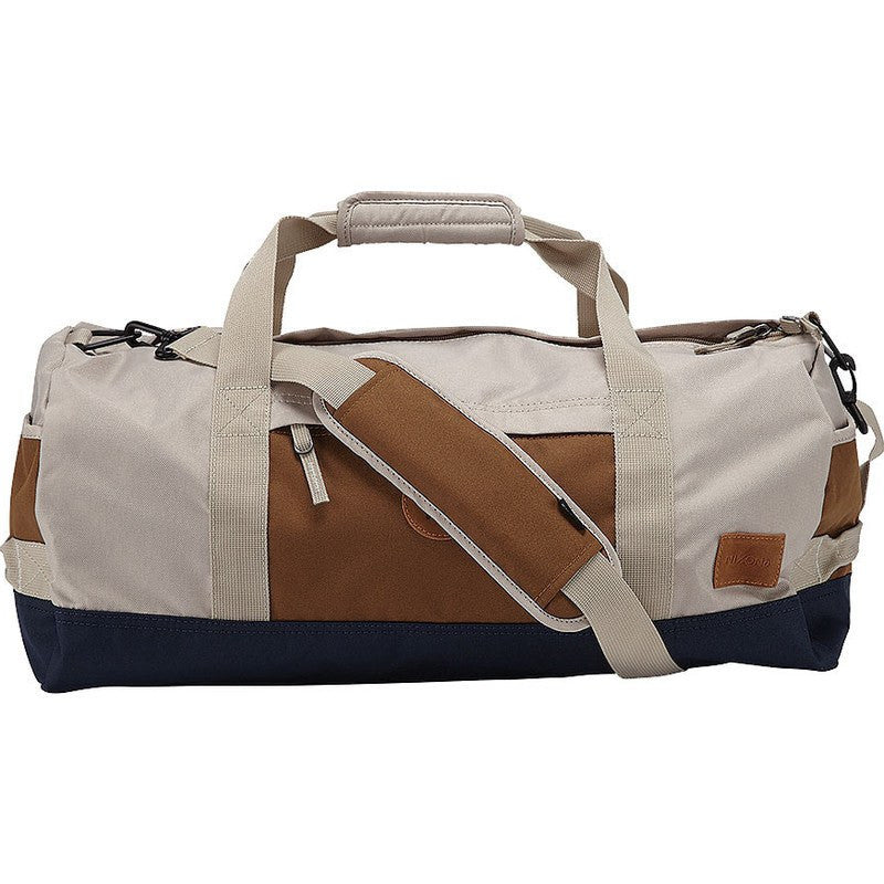 Nixon Pipes Duffel Bag | Brown C2188-400