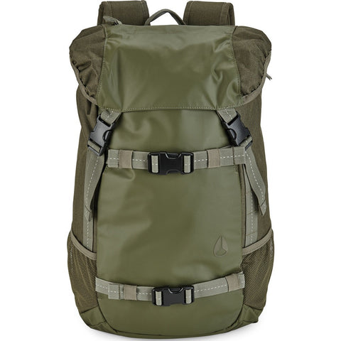 Nixon Small Landlock Backpack | Olive C2256-333-00