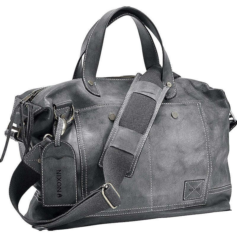 Nixon Calle Messenger Bag | Chalk Black
