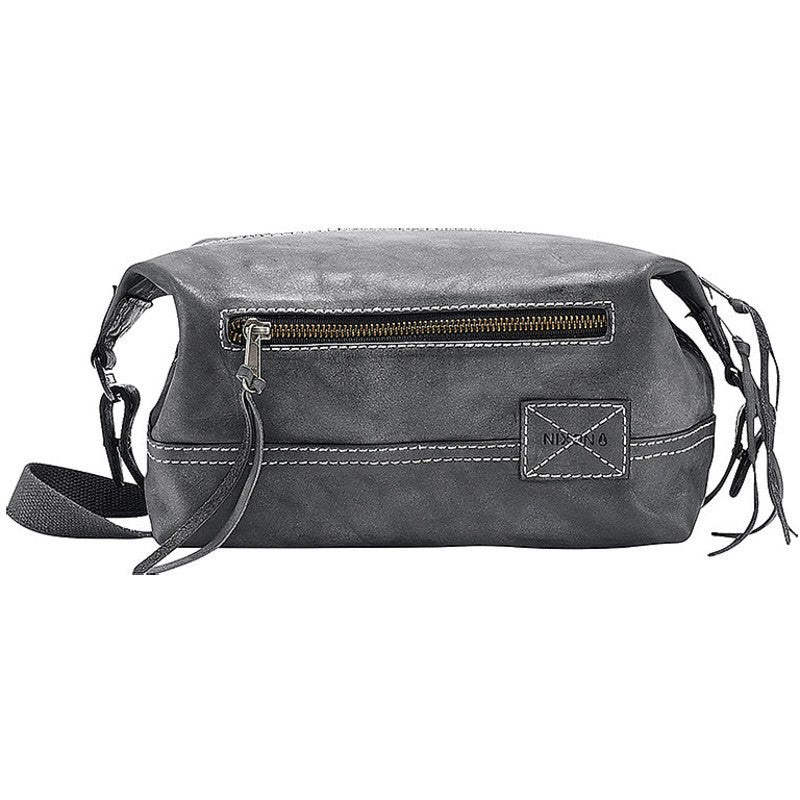 Nixon Limpio Dopp Kit | Chalk Black