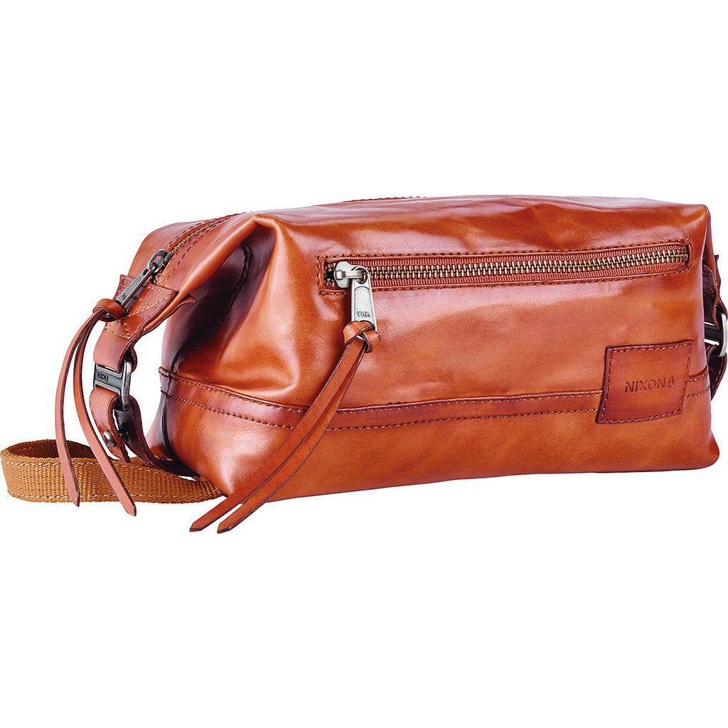 Nixon Limpio Dopp Kit | Saddle C2286-747-01