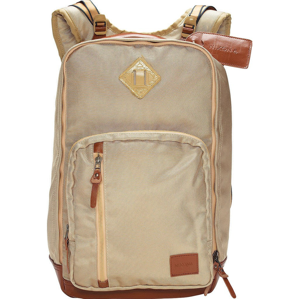 Nixon Visitor Backpack | Khaki C2288-403-00
