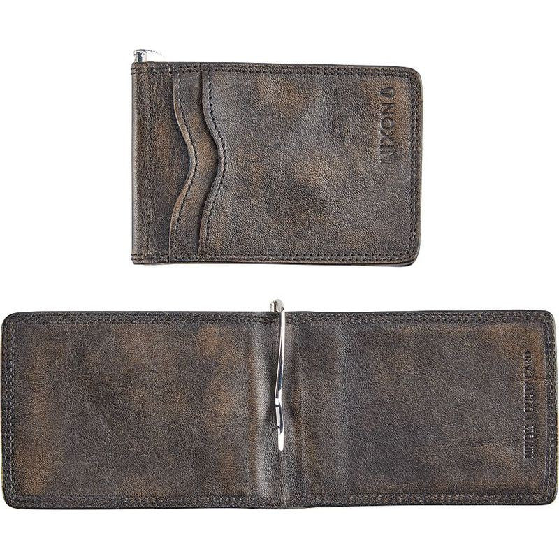 Nixon Dusty Card Wallet | Black
