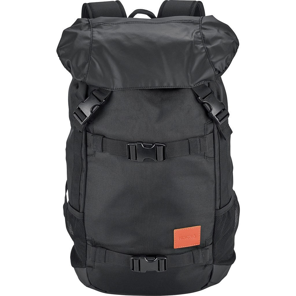 Nixon Landlock SE Backpack | Black Nylon C2394-829-00