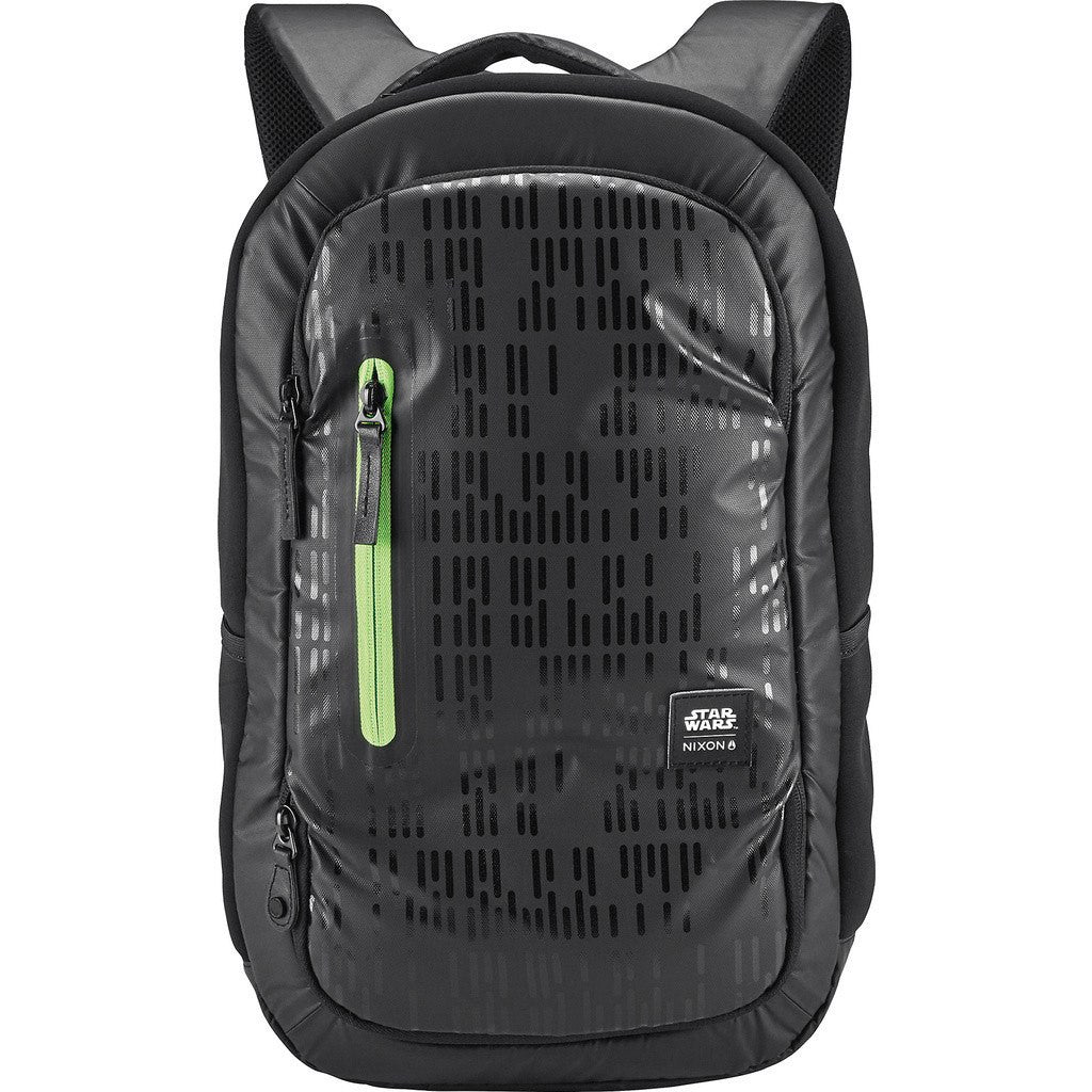 Nixon x Star Wars Shadow World Traveler Backpack | Death Star Black C2493SW 2383-00