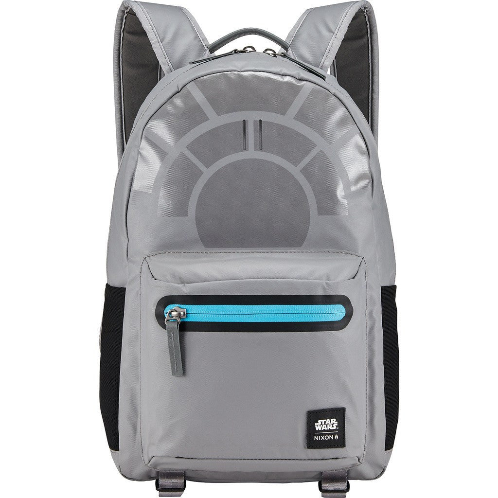 Nixon x Star Wars C-3 Backpack | Millennium Falcon Gunmetal