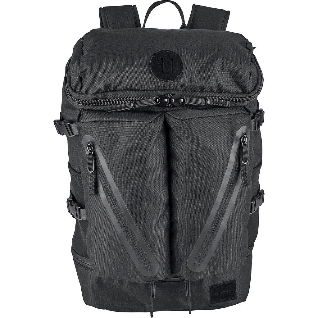Nixon Scripps Backpack | All Black C2605-001-00