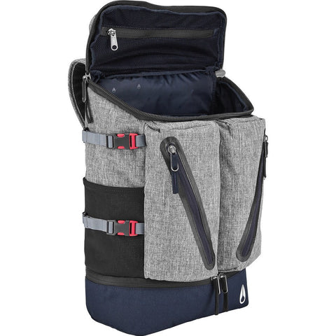 Nixon Scripps Backpack | Black Wash / Navy C2605 2644