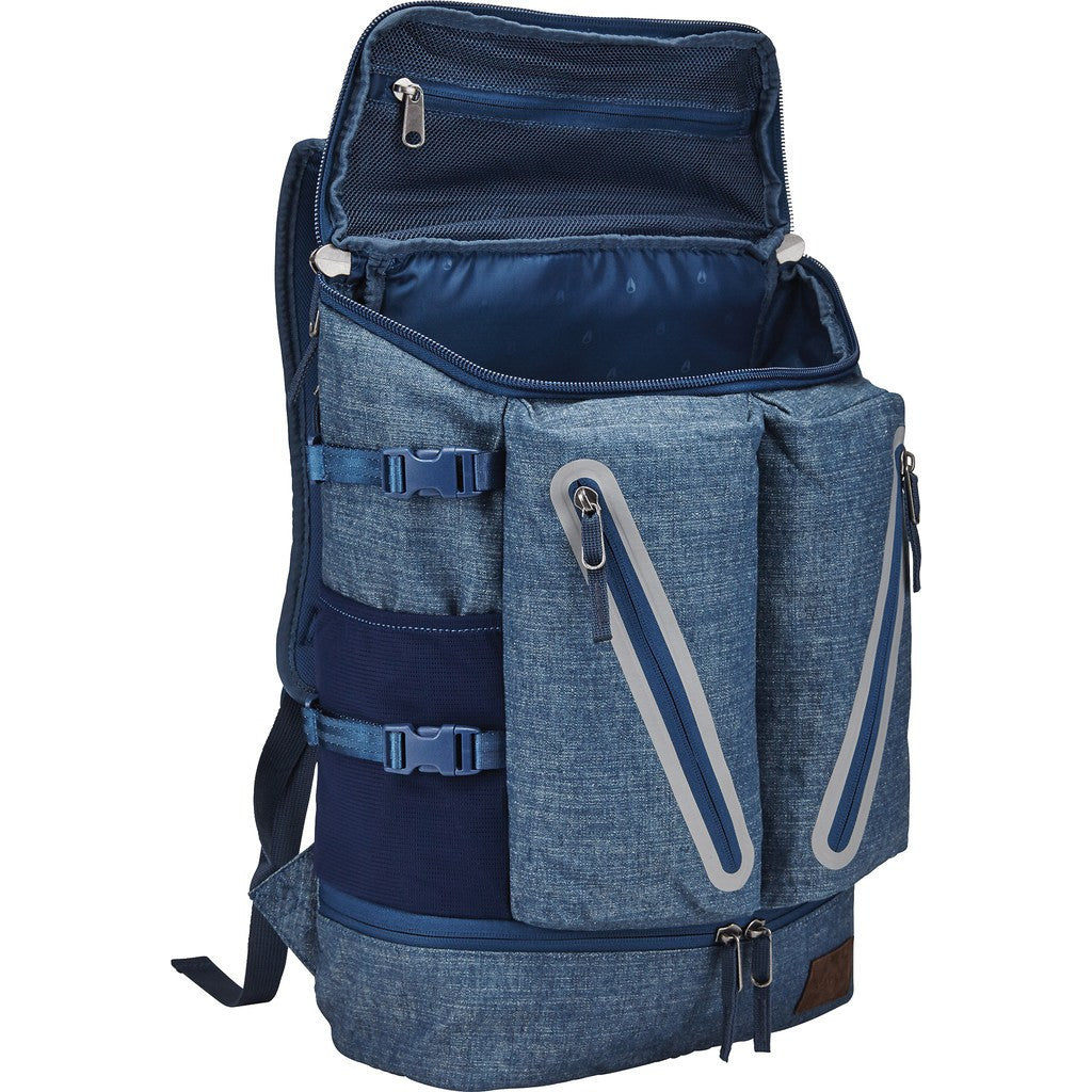 Nixon Scripps Backpack | Denim C2605-301-00
