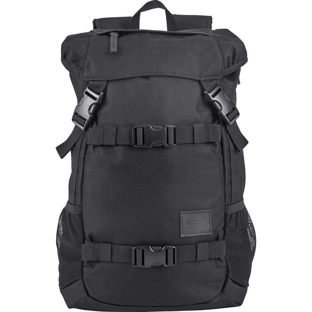Nixon Small Landlock SE Backpack | All Black C2677-001-00