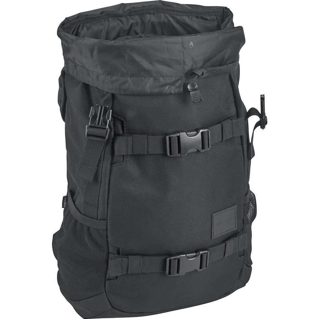 Nixon Small Landlock SE Backpack | All Black