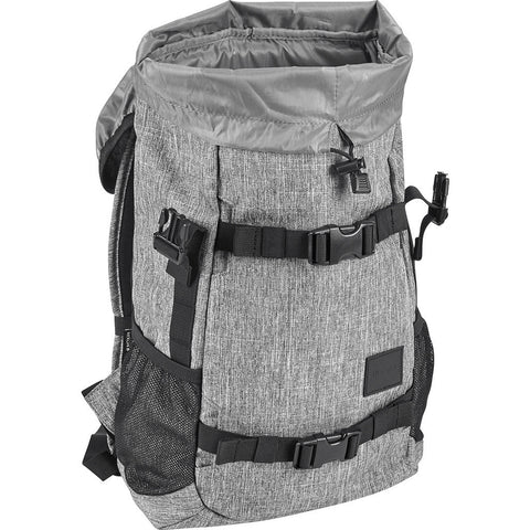 Nixon Small Landlock SE Backpack | Black Wash C2677-736-00