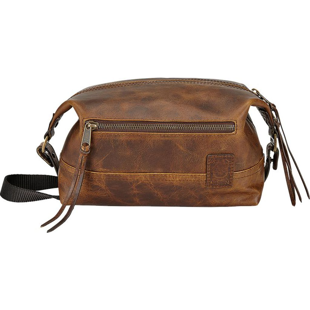 Nixon Limpio Dopp Kit II | Brown/Black