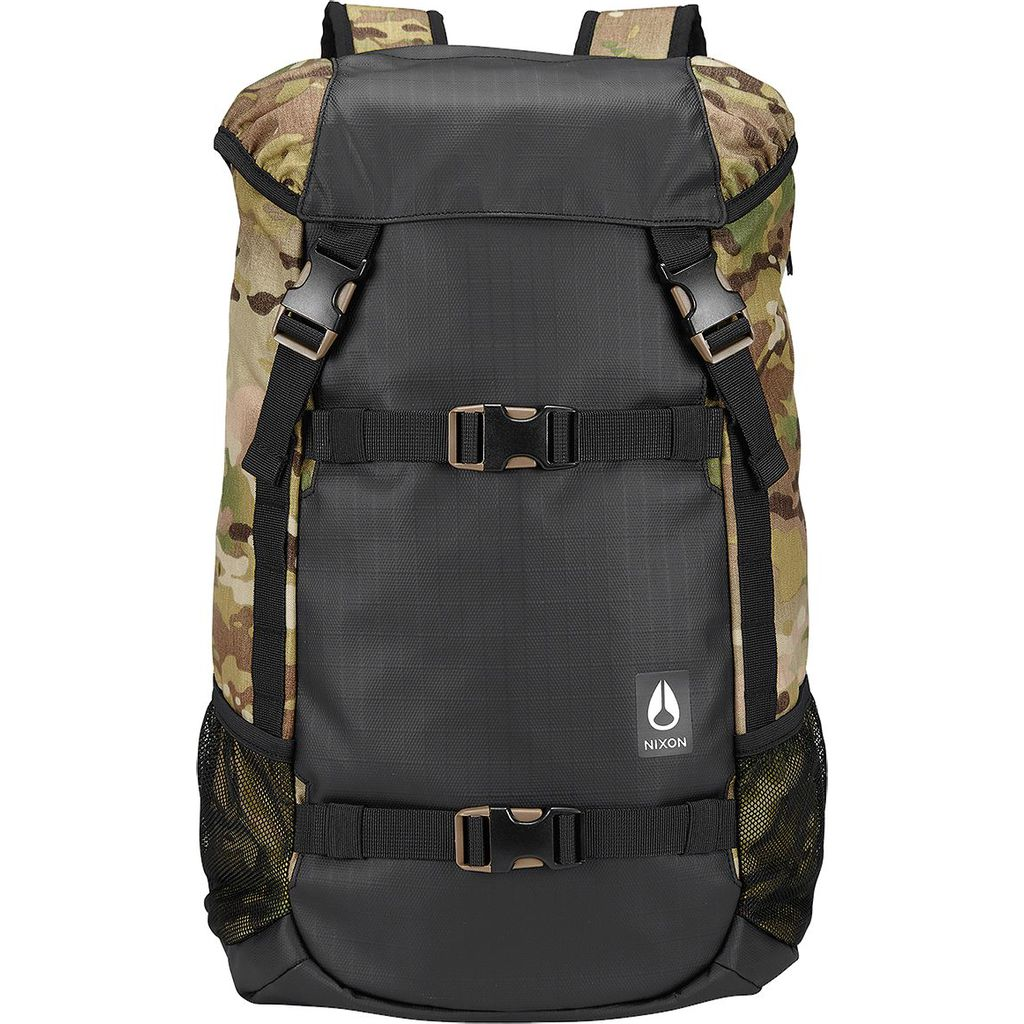 Nixon Landlock III Backpack | Multicam