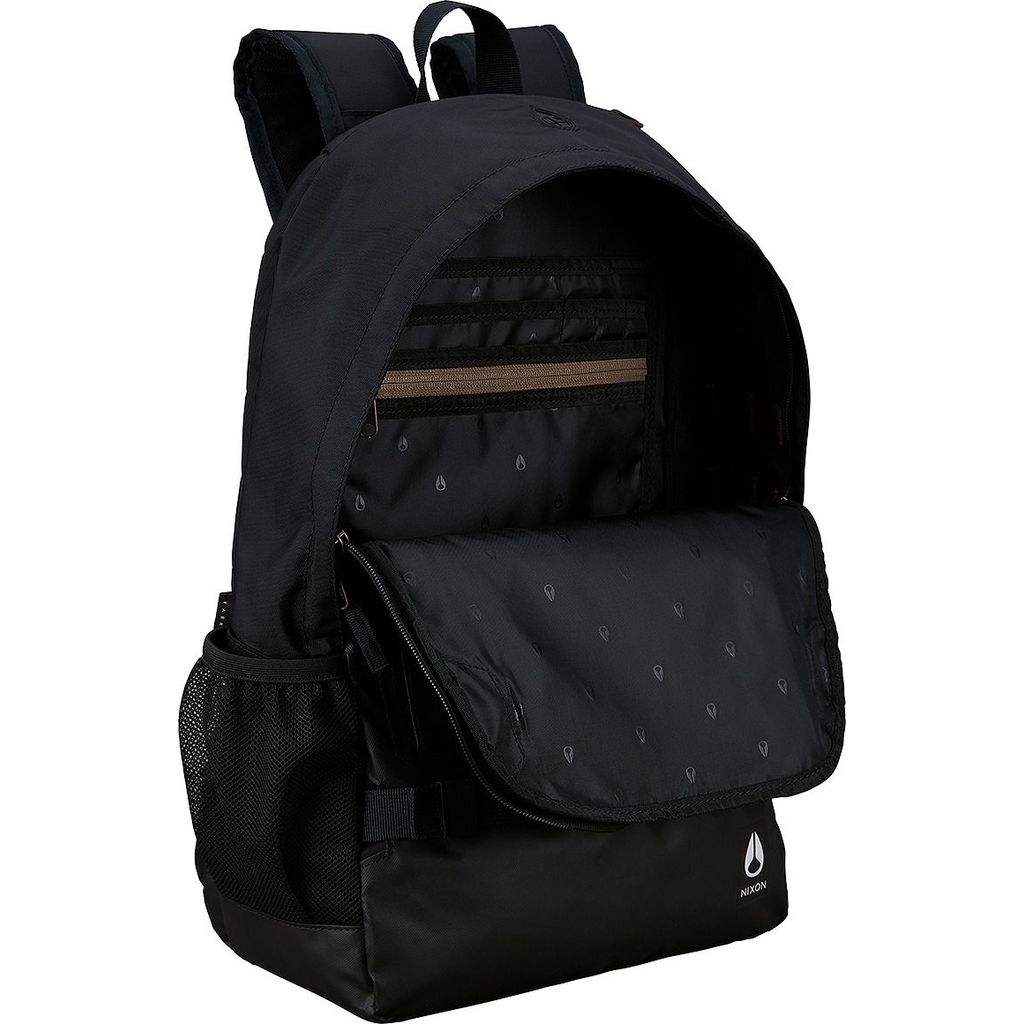 Nixon Smith Skatepack III Backpack | Black