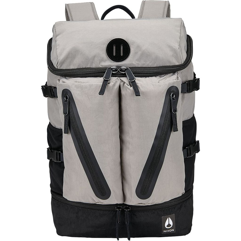 Nixon Scripps II Backpack | Khaki / Black