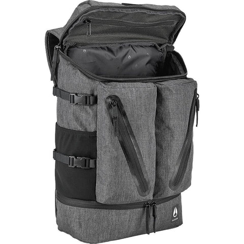 Nixon Scripps II Backpack | Charcoal Heather C2821168-00