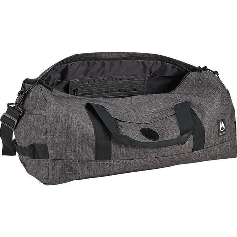 Nixon Pipes II Duffle Bag | Charcoal Heather C2824168-00