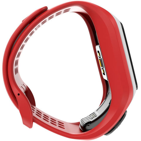 TomTom Multi-Sport Cardio GPS Watch White/Red | 1RH000103