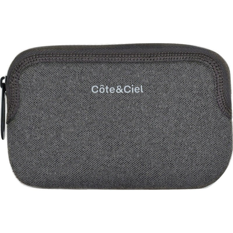 Cote et Ciel X-Small Neoprene Wallet | Cinder Grey