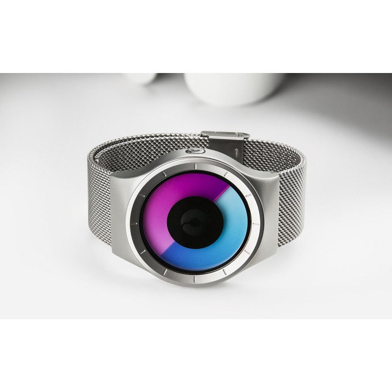 ZIIIRO Celeste Chrome Purple Watch | Z0005WSM