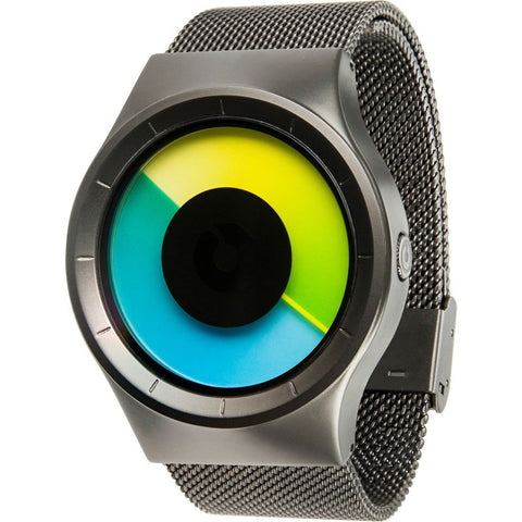 ZIIIRO Celeste Gunmetal Colored Watch | Z0005WGYG