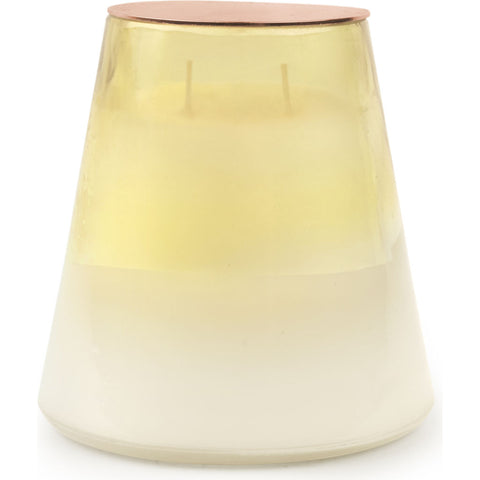 Paddywax Celestial Candle in Glass Vessel | Rose + Stardust CE1204