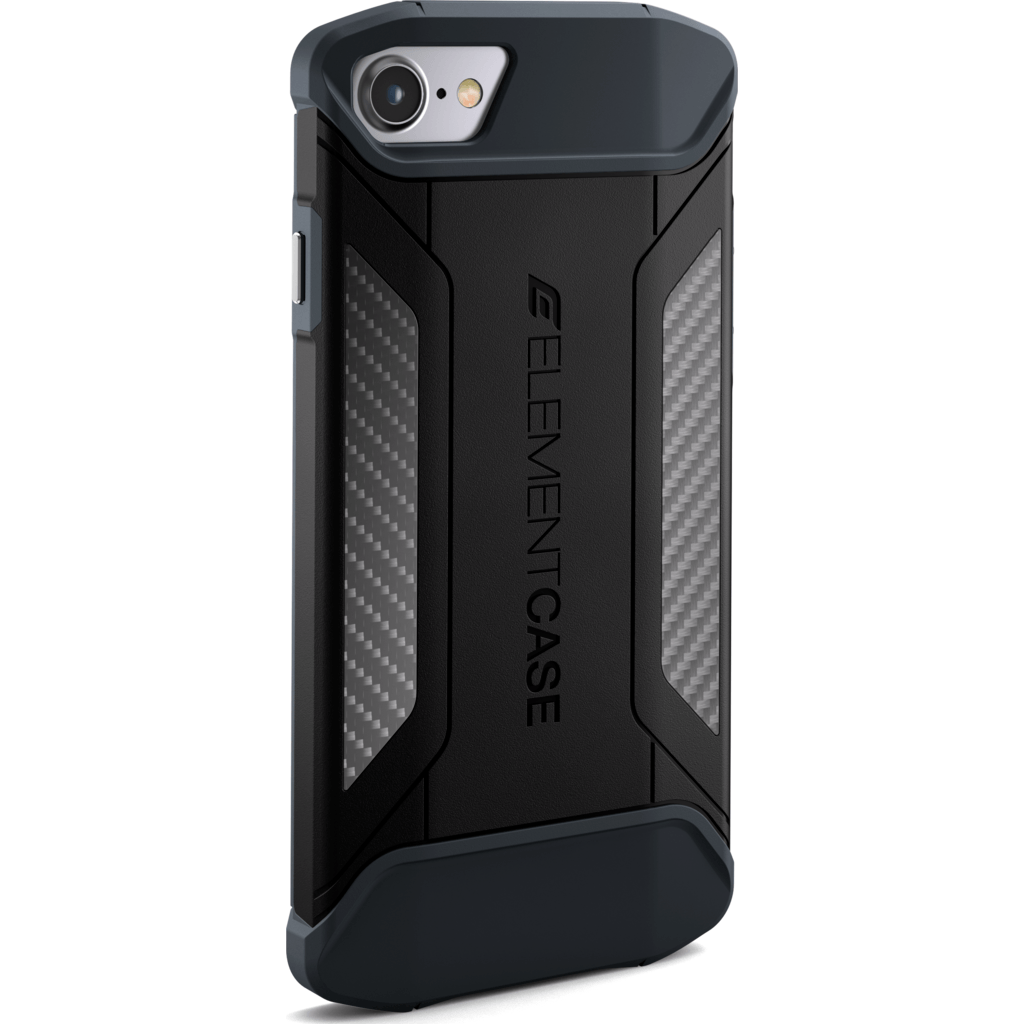 Element Case CFX for iPhone 7 | Black EMT-322-131DZ-01