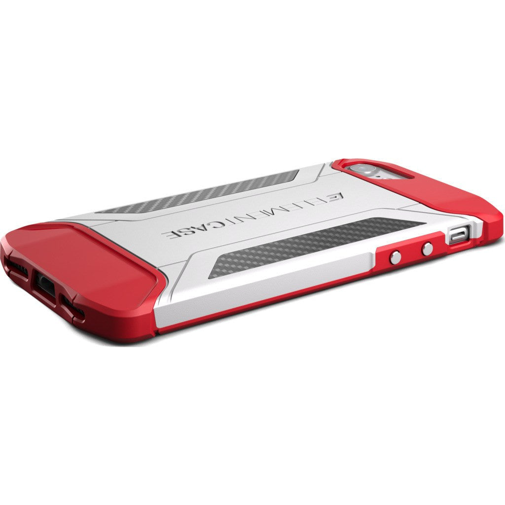 Element Case CFX iPhone 7 Case | White/Red EMT-322-131DZ-12