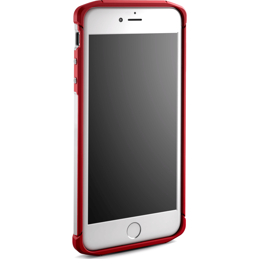 Element Case CFX for iPhone 7 Plus | White/Red EMT-322-131EZ-12