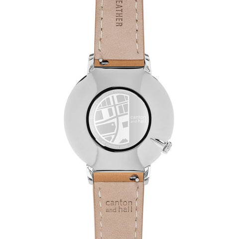 Canton and Hall Urban Daytripper+ Watch | Tan Leather-CH44-003