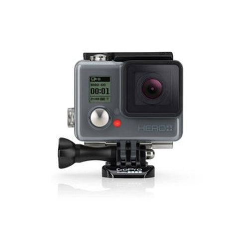 GoPro Hero+ with LCD Action Camera