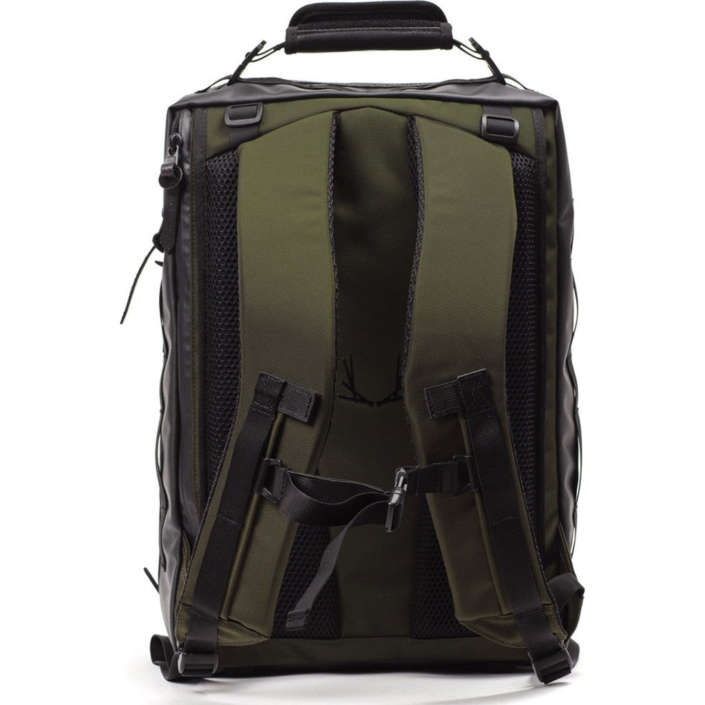 Black Ember Citadel Backpack | Olive