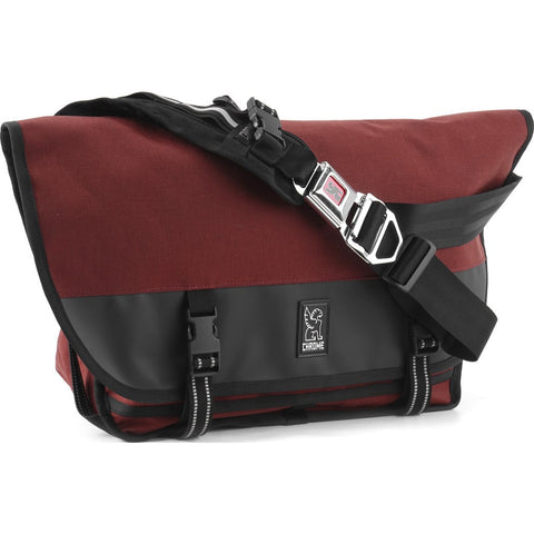 Chrome Citizen Messenger Bag | Brick/Black BG-002 BRIK