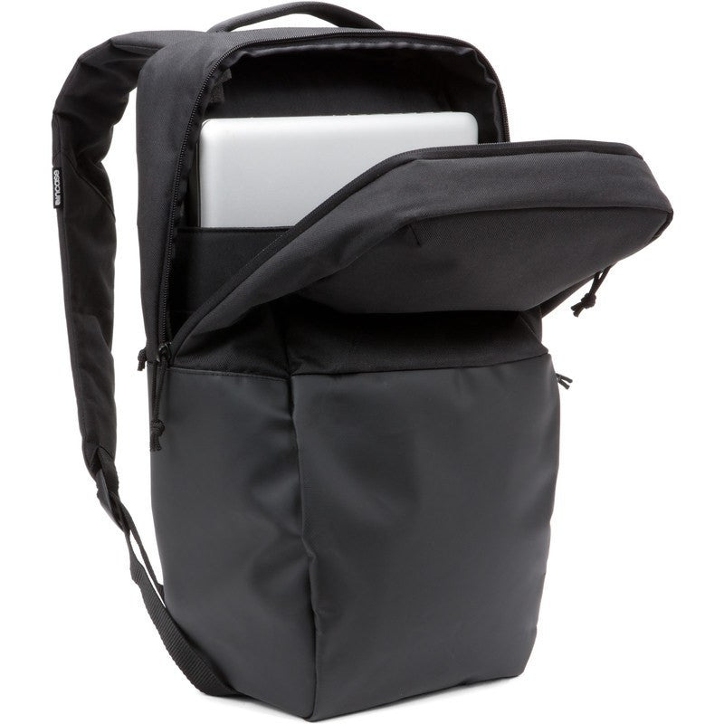 Incase Staple Laptop Backpack | Black/Black