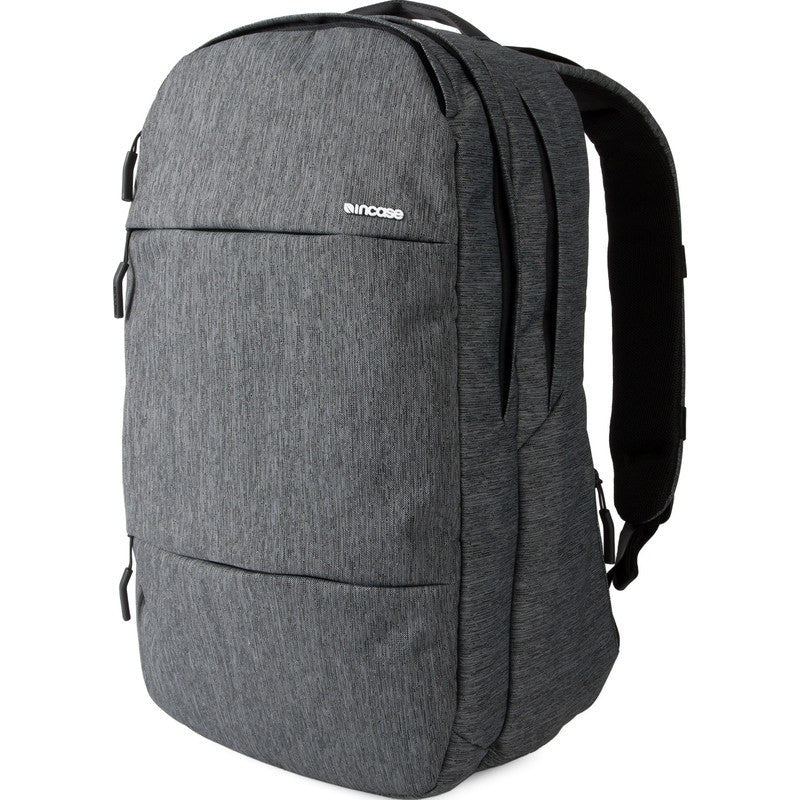 Incase City Laptop Backpack | Heather Black/Gunmetal CL55569