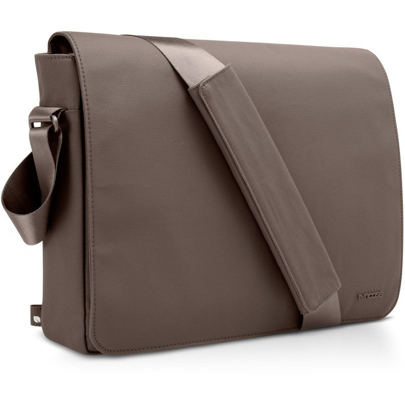Incase Coated Canvas Macbook Shoulder Bag | Taupe CL57269