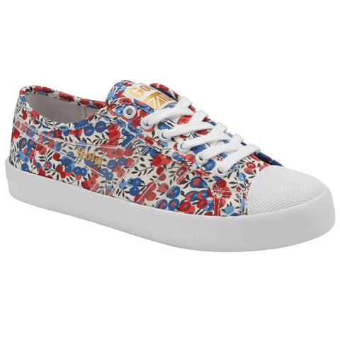 Gola x Liberty Art Fabrics Women's Coaster  WT Sneakers