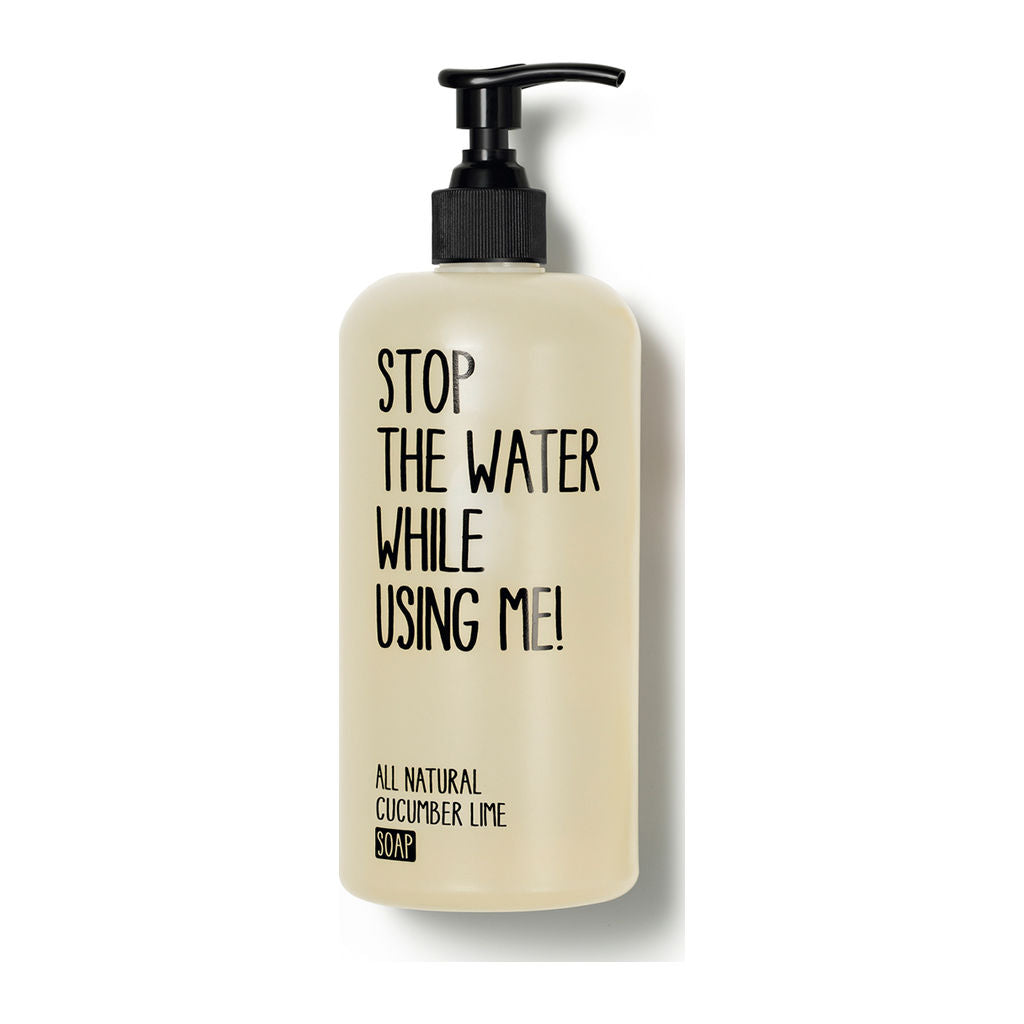 Stop the Water While Using Me! Liquid Hand & Body Soap | Cucumber Lime
