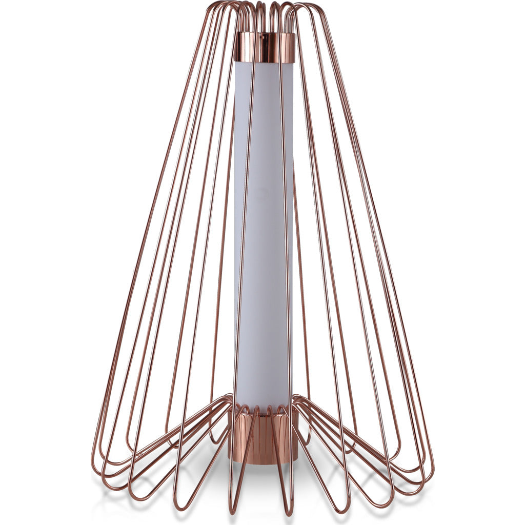 Camino Fernando Floor Lamp | Copper