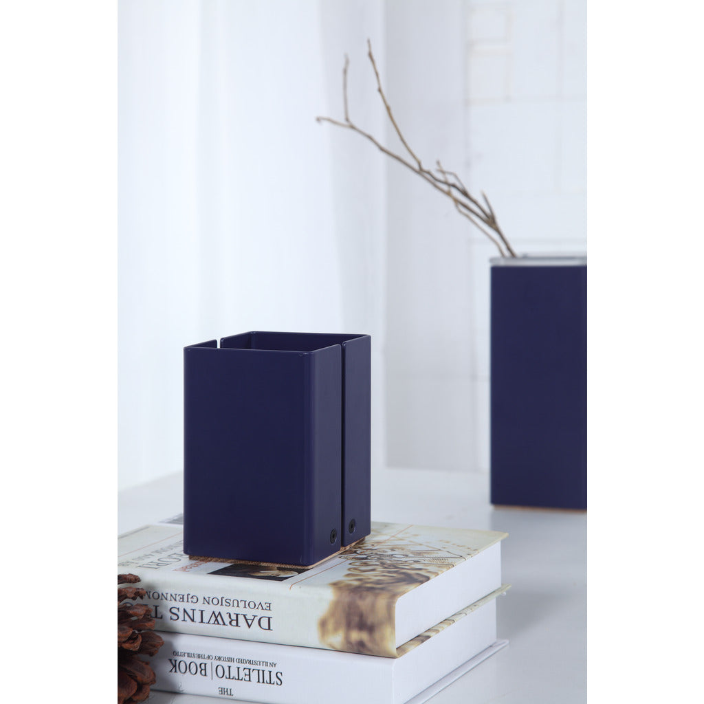 Camino Santa Container | Blue/Oak