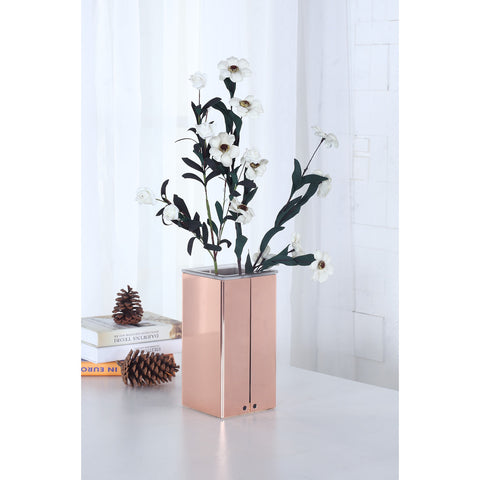 Camino Santa Container | Copper/Oak/Glass- CM12068