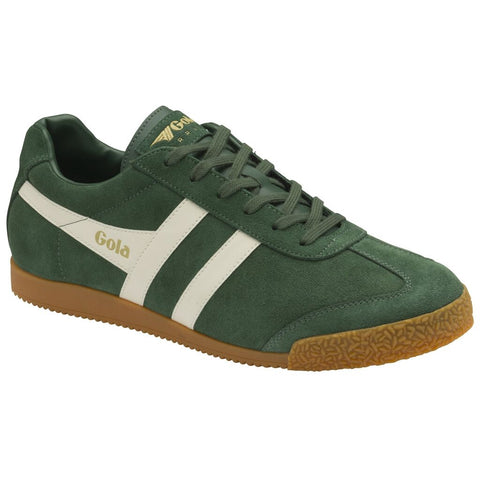 Gola Men's Harrier Sneakers | Evergreen/Off White