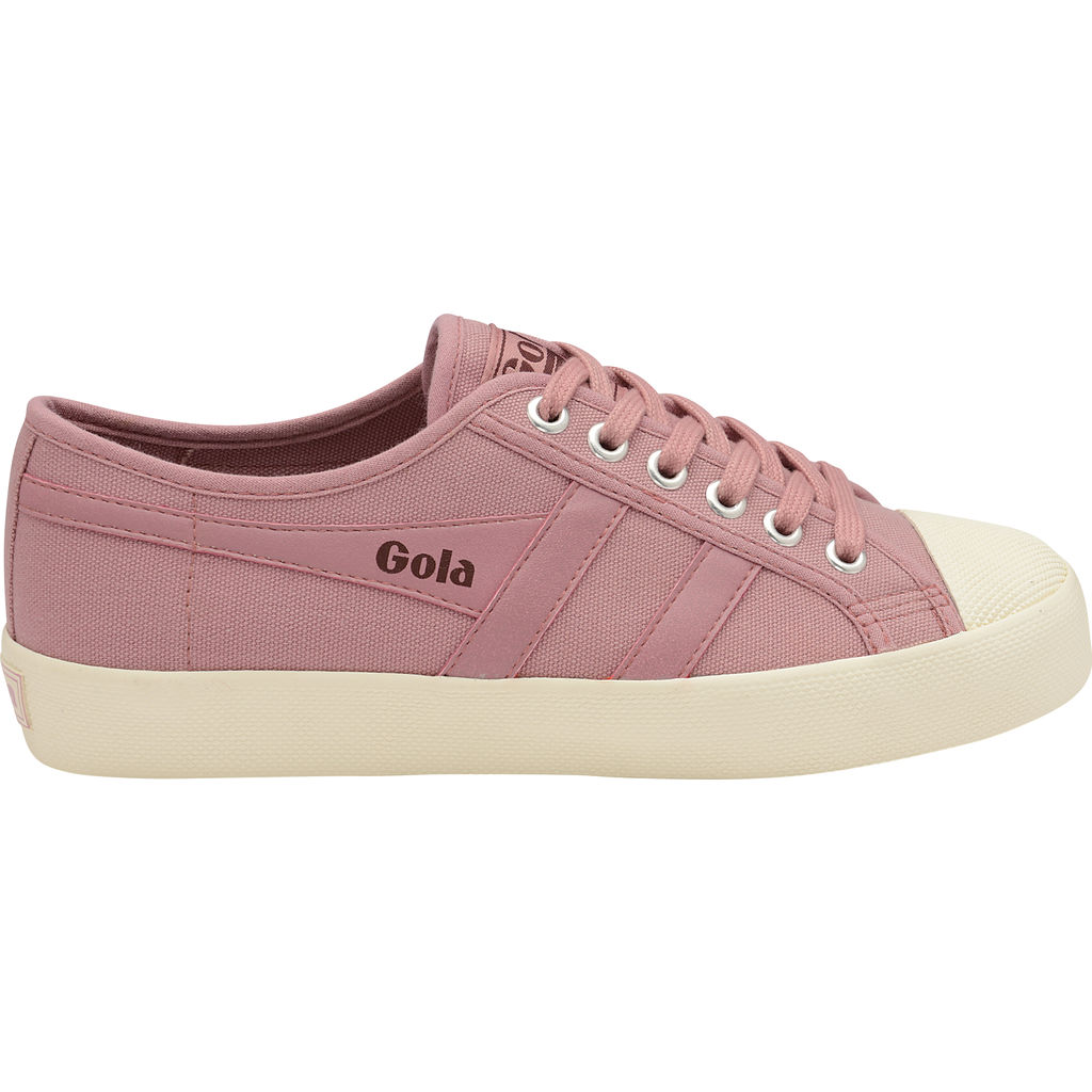 Gola Women's Coaster | Dusty Rose/Off White- CLA174DK903 05