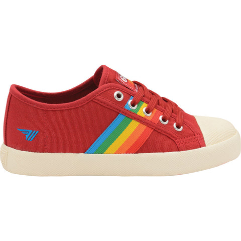 Gola Kid's Coaster Rainbow  Sneakers