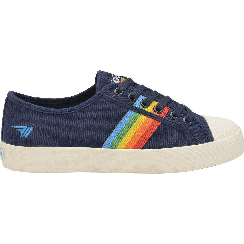 Women Coaster Rainbow Denim/Multi Sneakers Gola QdYwNxsa19