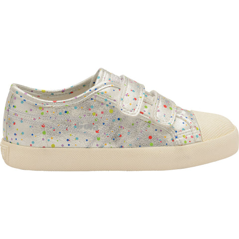 Gola Kid's Coaster Shimmer Dot  Sneakers
